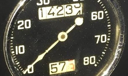 Guess What Ride #1 – What Is This Speedometer From?