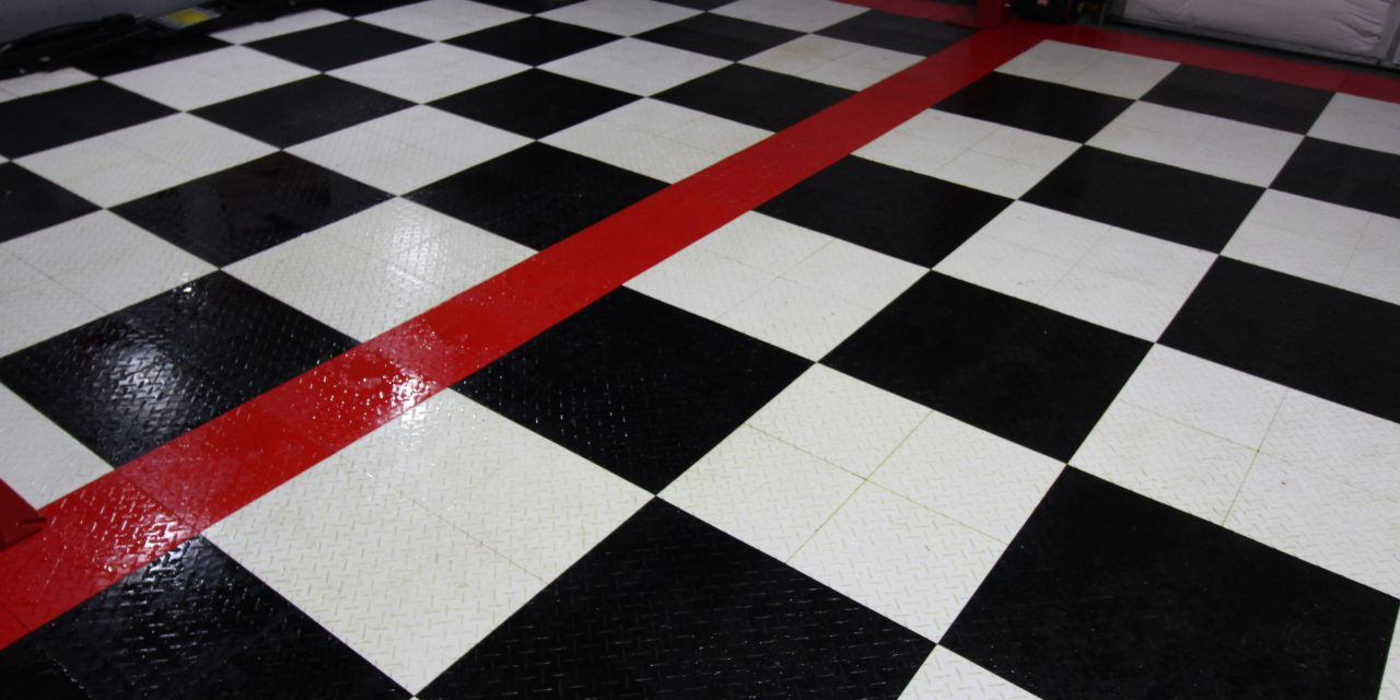 RaceDeck Flooring – All The Pros & One Con After Four Years
