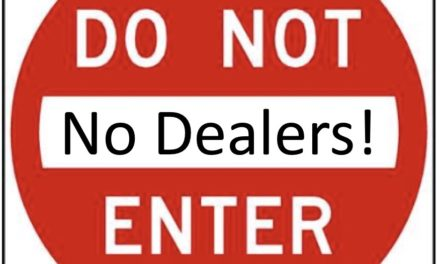 Dealer Free, Not Anti-Dealer!