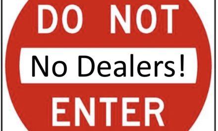 Dealer Free, Not Anti-Dealer!
