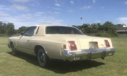 1979 Chrysler Cordoba Survivor – $6,750