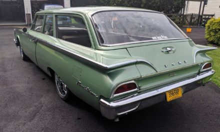 1960 Ford Ranch Wagon – $25,000