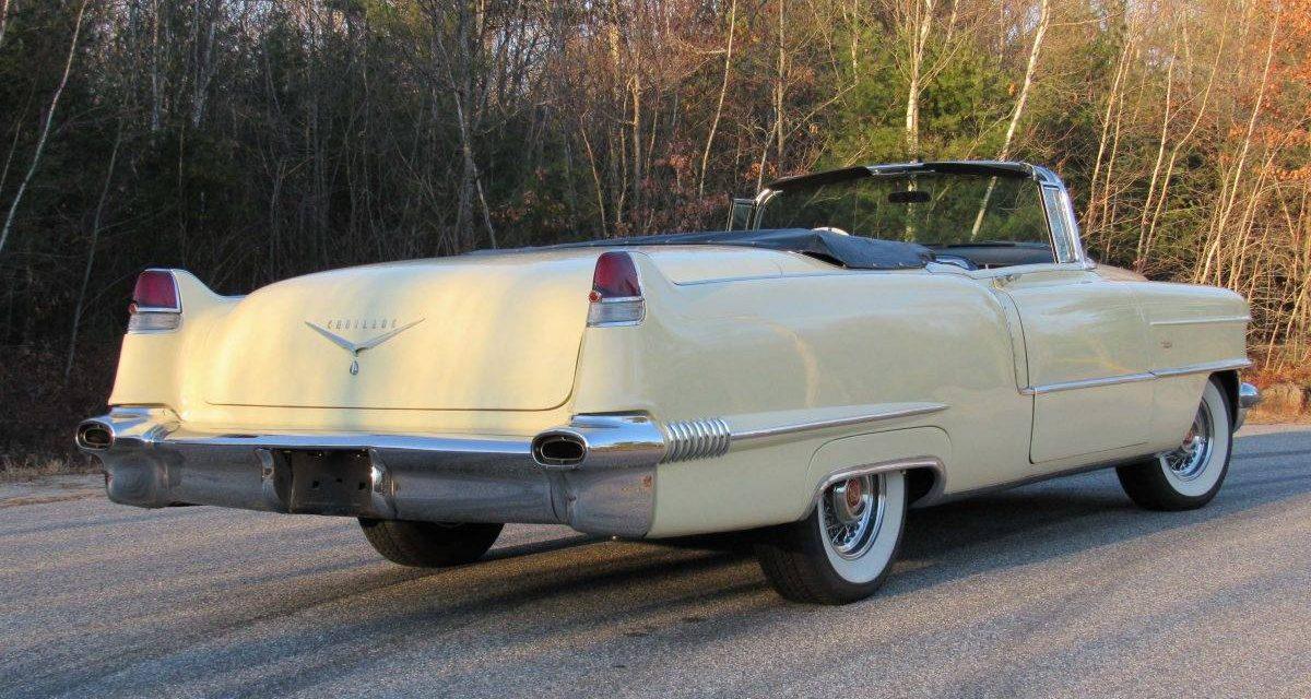 1956 Cadillac Series 62 Convertible – $38,750