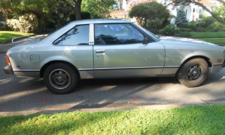 1980 Toyota Celica GT Original 61K mile One Owner Survivor – $7,000