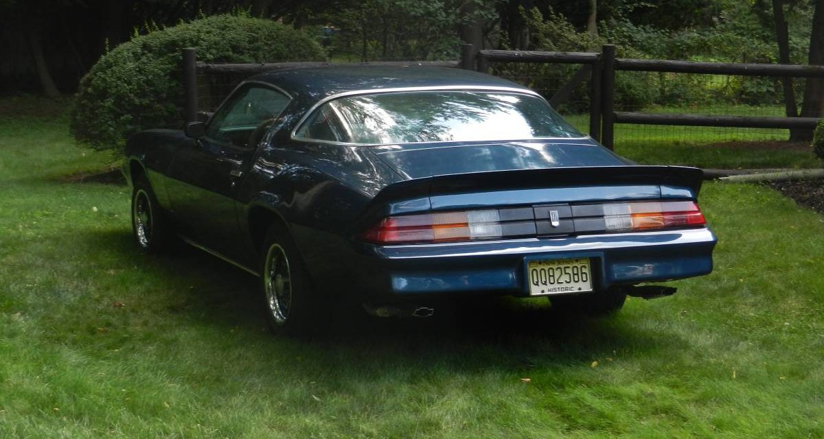 1979 Camaro Sport Coupe – SOLD!