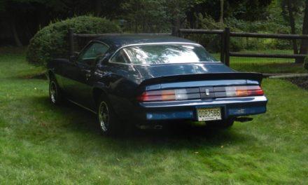 1979 Camaro Sport Coupe – $11,000