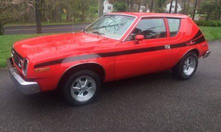 1977 AMC Gremlin X – $12,995