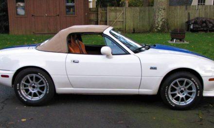 1996 Miata Monster V8 Conversion – SOLD!