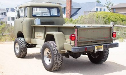 1957 Willys-Jeep FC-170 Rat Rod Pickup – $22,000