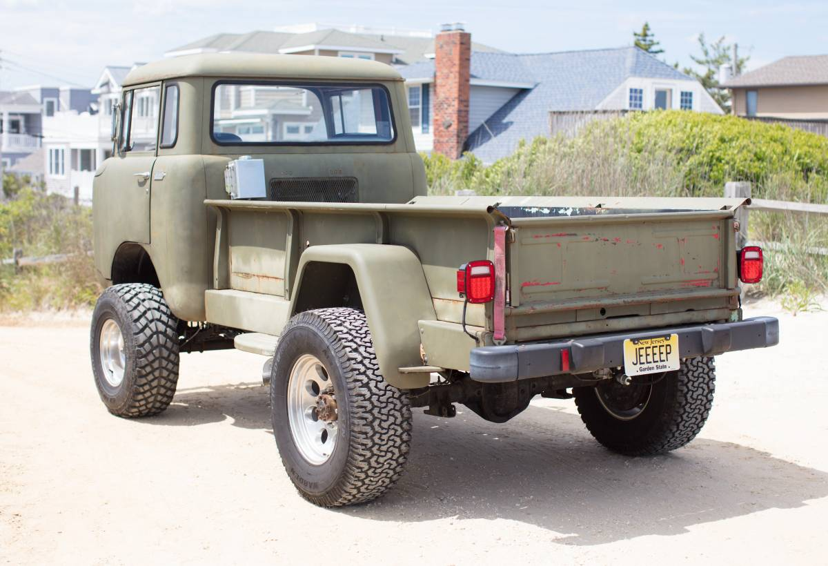 1957 Willys Jeep Fc 170 Rat Rod Pickup 22 000 Guyswithrides Com