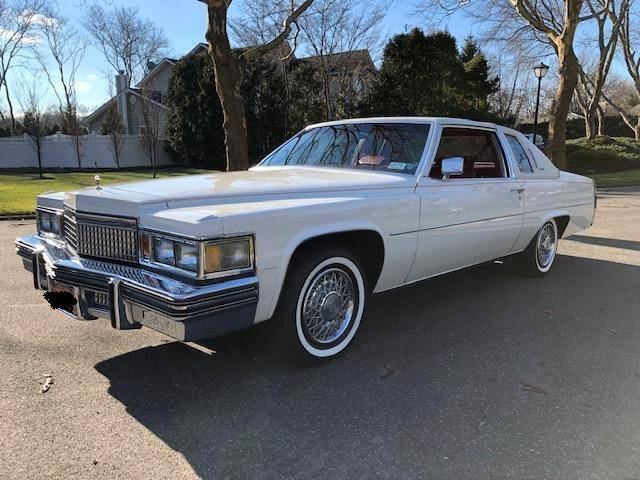 1979 Cadillac Coupe DeVille 16K Mile Time Capsule – SOLD!