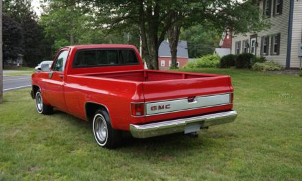 1987 GMC Pickup Restored – $8,900
