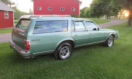 1978 Chevrolet Caprice Classic Wagon – Now $11,900