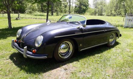 Barrett-Jackson Northeast Lot #42: 1978 Porsche 356C Recreation