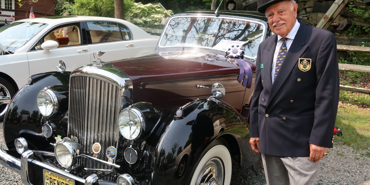 Guys With Their Rides 2: Ben and His '52 Bentley