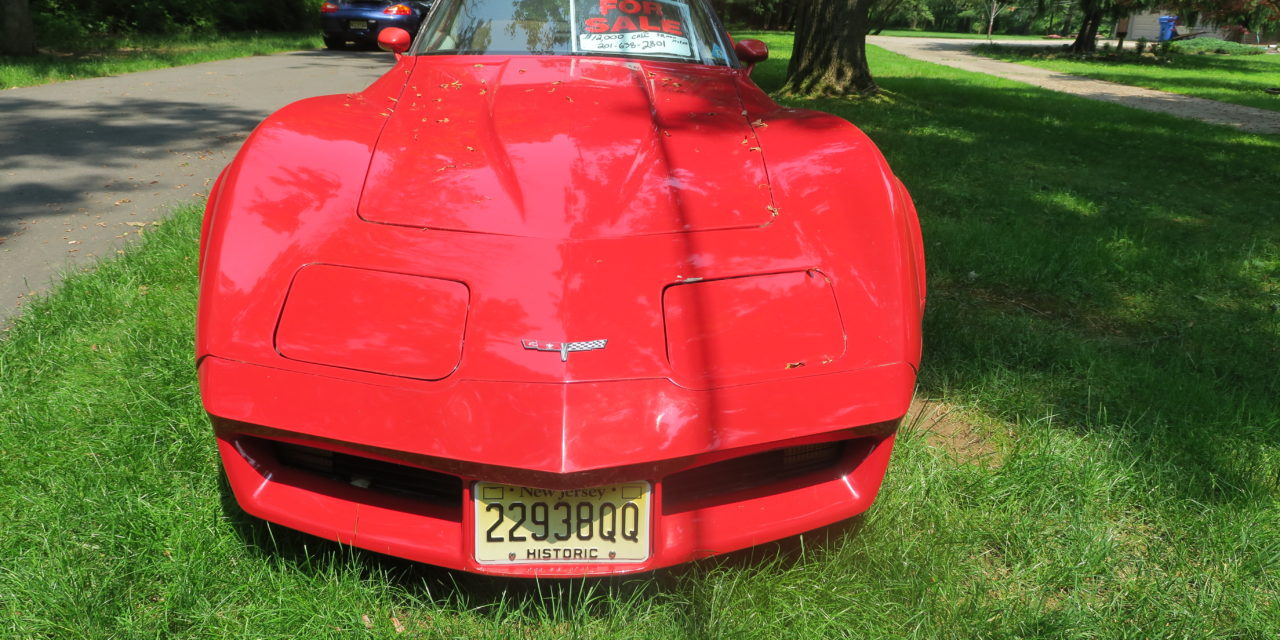 Side Of The Road 2:  1980 Corvette – SOLD!