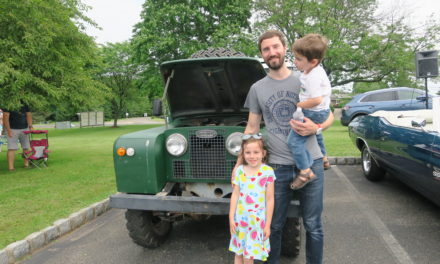 Guys With Their Rides 3:  Chris and His 1959 Land Rover Series II 88