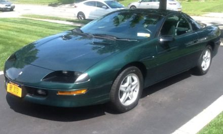 1996 Chevrolet Camaro Z/28 5,188 Mile Time Capsule – Now $10,000