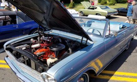 1963 Chevrolet Chevy II Nova Convertible – Now $14,000