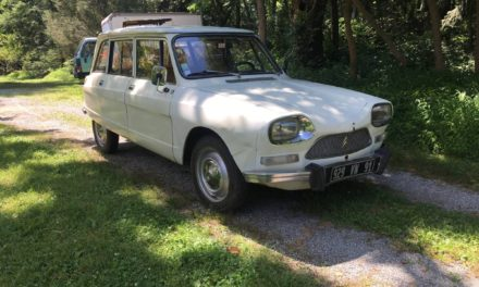 1973 Citroën Ami Wagon – Price Lowered to $4,200