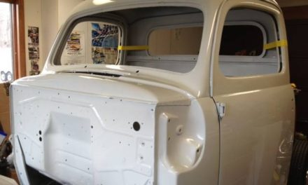 1952 Ford F1 Pickup Stalled Restomod Project – $25,000