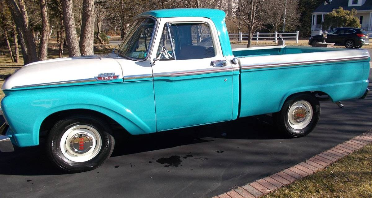 1964 Ford F100 Restomod – NOW $22,900 FIRM