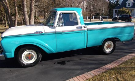 1964 Ford F100 Restomod – SOLD!