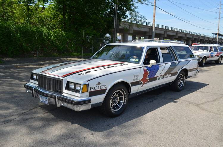1988 Buick LeSabre Wagon Indy 500 Pace Car Replica – Sold!