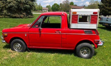 1972 Honda N600 Truck – $8,500