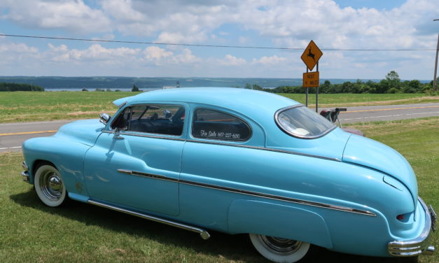 Side of the Road 5:  1950 Mercury Monterey Hot Rod – $39,900 or Best Offer