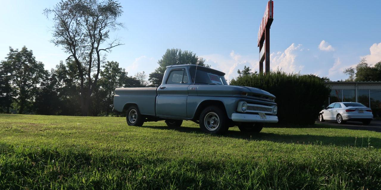 Side of the Road 6 & NEW! Award Winner: 1965 Chevrolet C10 – $22,900 OBO