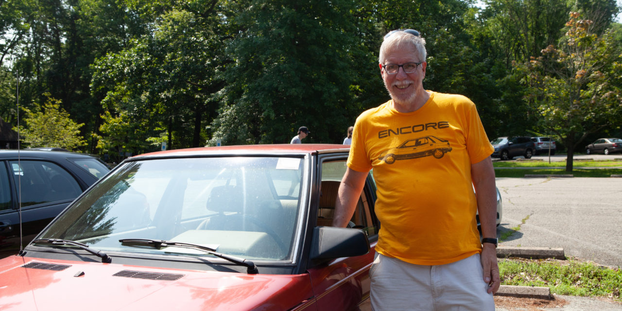 Guys With Their Rides 6: Sandy and his 55K mile 1985 Renault Encore DL