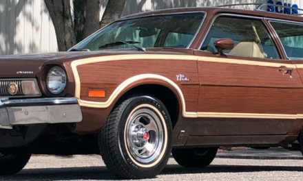 Mecum Harrisburg 2019 Lot W115: '74 Pinto Hammers for $10,000!