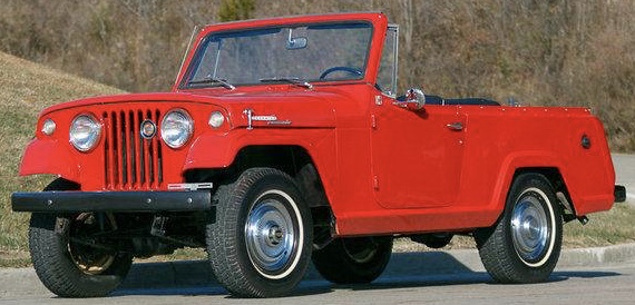 1969 Jeep Jeepster Commando Convertible – $18,000 or B/O