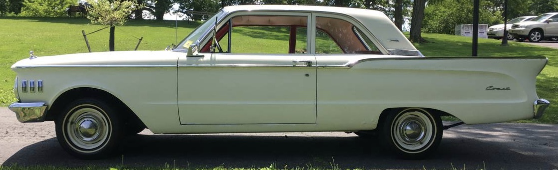 1961 Mercury Comet 34K Mile Survivor – $6,500