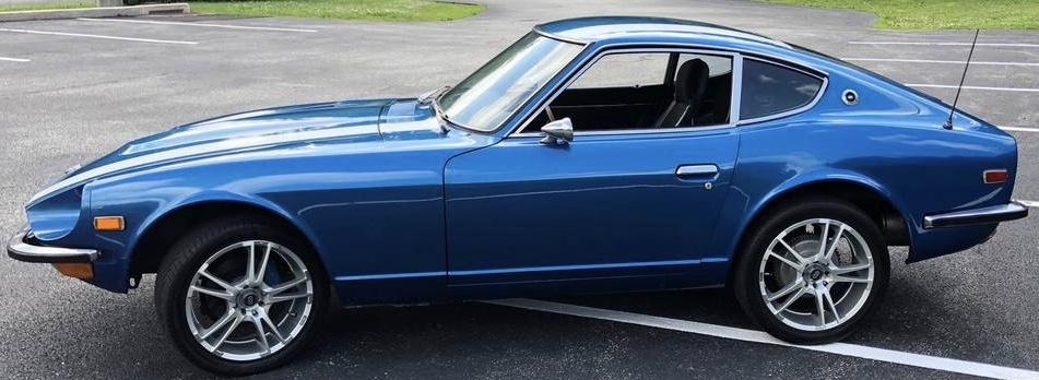 1973 Datsun 240Z -$22,500