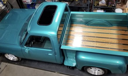 1977 Dodge Warlock Hot Rod – $18,000