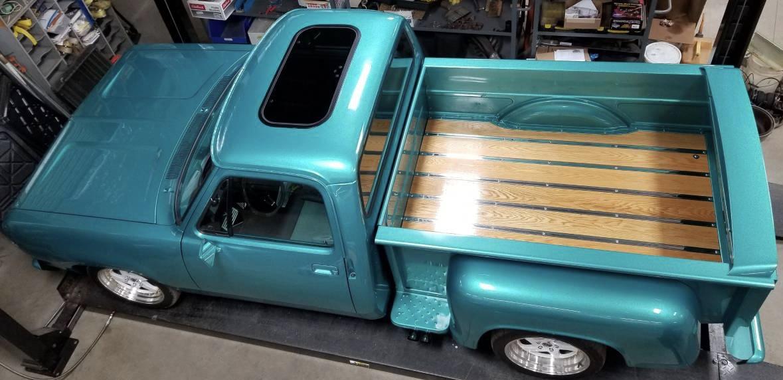1977 Dodge Warlock Hot Rod – $18,000