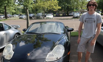Guys With Their Rides 4: Evan and His 163K Mile 1999 Porsche Boxster