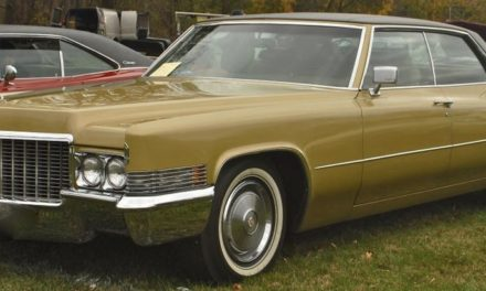 Same As It Ever Was:  1970 Cadillac Sedan DeVille 33K Mile Survivor – Sold!