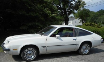 1975 Oldsmobile Starfire 59K Survivor – SOLD!