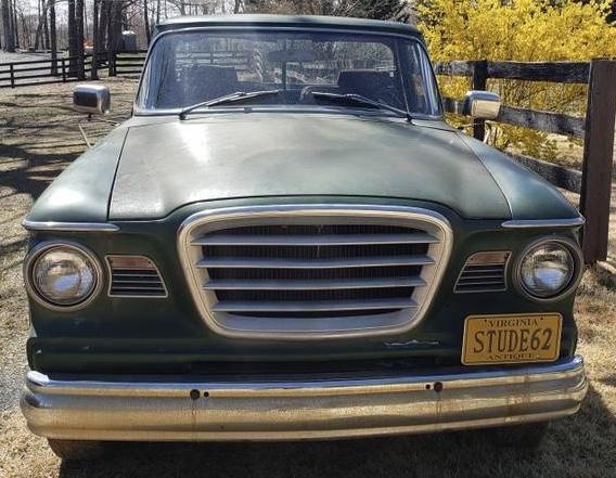 1962 Studebaker Champ Pickup – $6,200