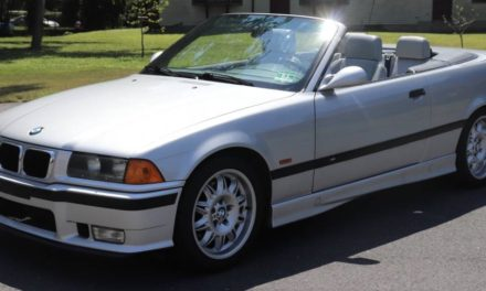 1999 BMW E36 M3 5-Speed Convertible 42K Mile Survivor – SOLD!