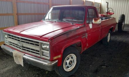 Finally Sold?: 1985 Chevrolet C20 3/4 Ton Pickup – SOLD?