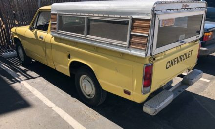 1975 Chevrolet LUV Pickup – Sold!