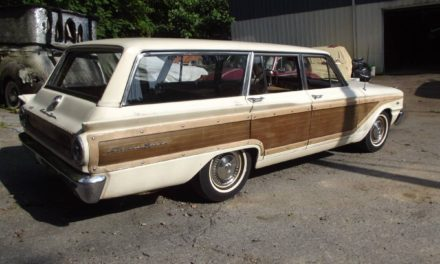 1963 Ford Fairlane 500 Squire Wagon Project – $6,500
