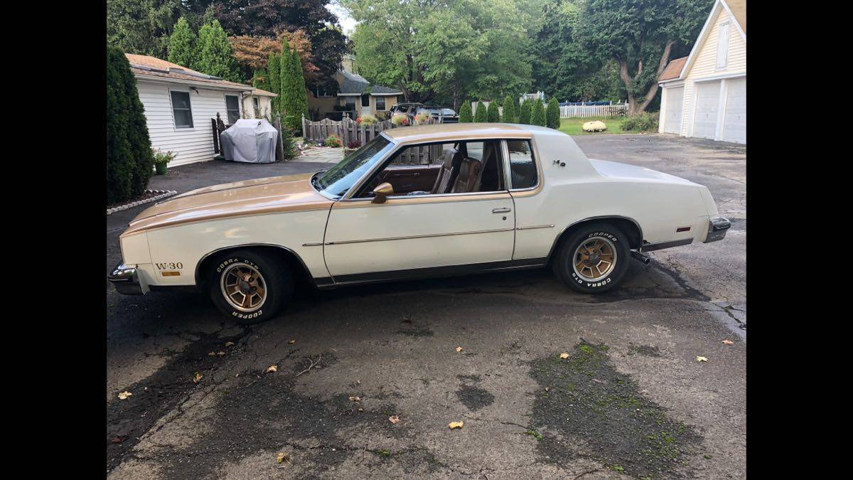 1979 Oldsmobile Cutlass W 30 Sold Guyswithrides Com