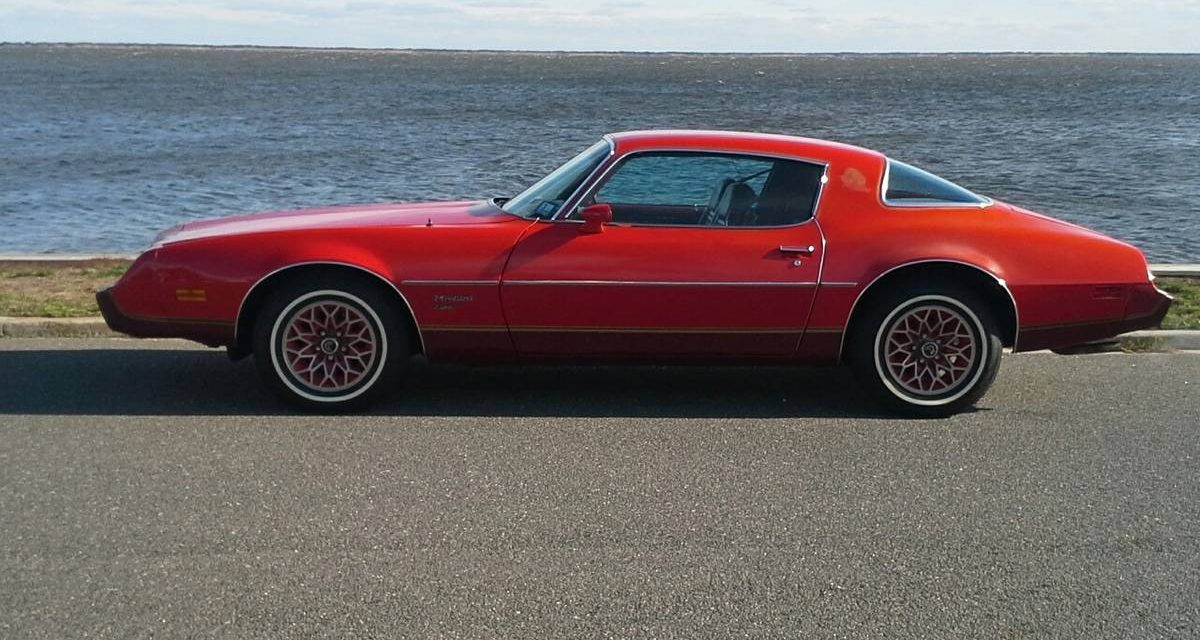 1979 Pontiac Firebird Espirit W68 Red Bird Edition – $9,500