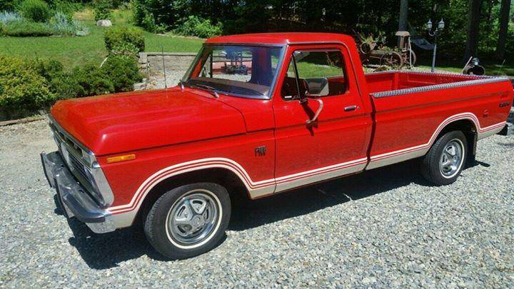 1974 Ford F-100 Styleside Long Bed – $10,500
