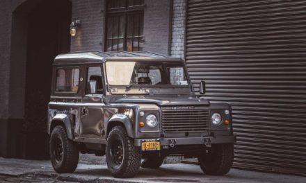 1986 Land Rover Defender – $32,000